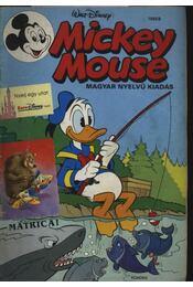 Mickey Mouse 1992/8 - Régikönyvek