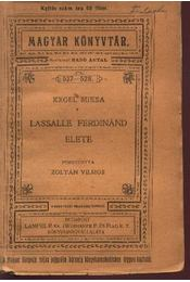 Lassalle Ferdinánd élete - Régikönyvek