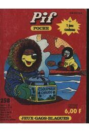 Pif Poche 258 - Régikönyvek