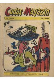Ludas Magazin 1988. február - Régikönyvek