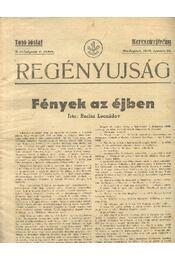 Regényújság 1948 (8 darab) - Régikönyvek