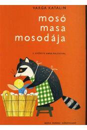 Mosó Masa mosodája - Régikönyvek