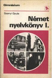 Német nyelvkönyv I - Régikönyvek