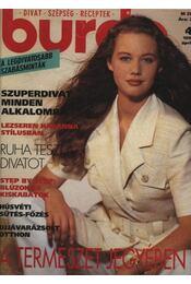 Burda 1992/4. április - Régikönyvek
