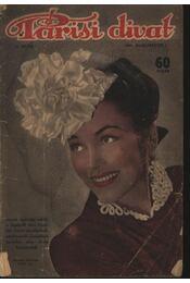 Párisi Divat 1941/11. szám - Régikönyvek