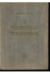 A terhességi toxikosisok - Régikönyvek