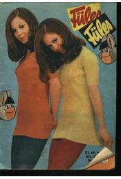 Füles 1975. évfolyam (töredék) - Régikönyvek