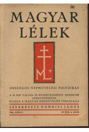 Magyar Lélek 1944.április - Régikönyvek