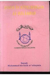 Jogok és kötelességek az iszlámban - Régikönyvek