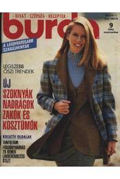 Burda 1992/9. szeptember - Régikönyvek
