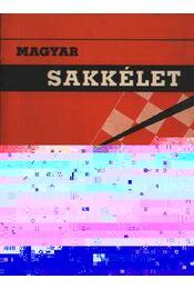 Magyar Sakkélet 1967. év (teljes) - Régikönyvek
