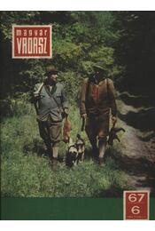 Magyar Vadász 1967/6. - Régikönyvek