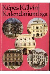 Képes Kálvin Kalendárium 1991 - Régikönyvek