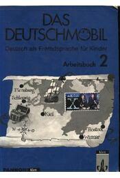 Das deutschmobil 2 - Arbeitsbuch - Régikönyvek