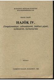 Hajók IV. - Régikönyvek