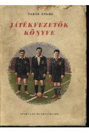 Játékvezetők könyve - Régikönyvek