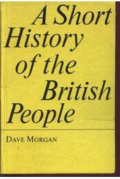 A Short History of the British People - Régikönyvek