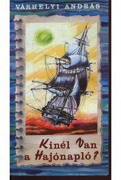 Kinél van a hajónapló? - Régikönyvek