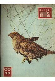 Magyar Vadász 1966/10. - Régikönyvek