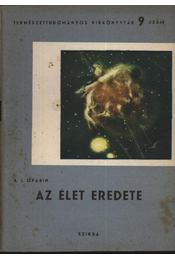 Az élet eredete - Régikönyvek
