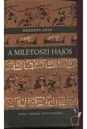 A milétoszi hajós - Régikönyvek