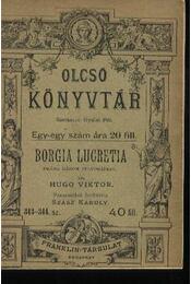 Borgia Lucretia - Régikönyvek
