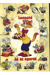 Leopold és az egerek - Régikönyvek