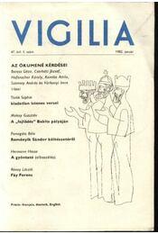 Vigilia 1982. (teljes) - Régikönyvek