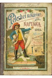 Peleskei notárius naptára - Régikönyvek