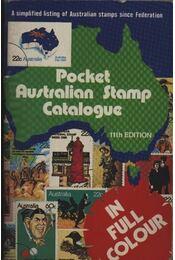 Pocket Austrelian Stamp Catalogue - Régikönyvek
