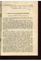 A vedlés és ivarérés kapcsolata a házinyúlnál - Régikönyvek