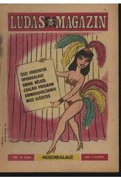 Ludas Magazin 1980/10. - Régikönyvek