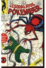Kar-hatalom; A Pókember Doktor Octopus ellen (Pókember) - Régikönyvek