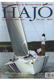 Hajó (2005. július) - Régikönyvek