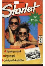Starlet 1992/1. június 1. szám - Régikönyvek