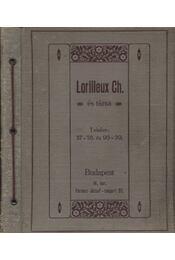 Lorilleux Ch. és társa - Régikönyvek