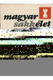 Magyar Sakkélet 1980. év (teljes) - Régikönyvek