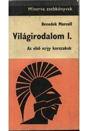 Világirodalom I. - Régikönyvek