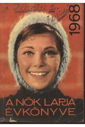 A nők lapja évkönyve 1968 - Régikönyvek