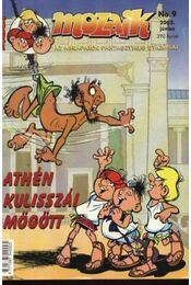 Athén kulisszái mögött (Mozaik 2002. június No. 9.) - Régikönyvek