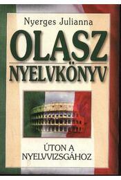 Olasz nyelvkönyv- Úton a nyelvvizsgához - Régikönyvek