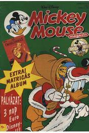 Mickey Mouse 1994. december - Régikönyvek