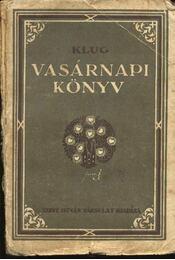 Vasárnapi könyv - Régikönyvek