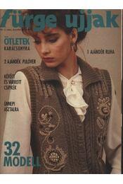 Fürge ujjak 1994. XXXVIII. évfolyam (teljes) - Régikönyvek