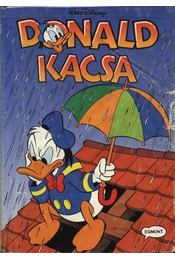 Donald Kacsa Vidám zsebkönyvek 1992/12 - Régikönyvek