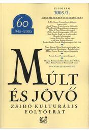 Múlt és Jövő 2005/2. - Régikönyvek