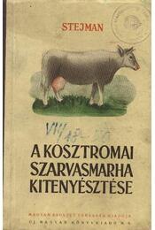 A kosztromai szarvasmarha kitenyésztése - Régikönyvek
