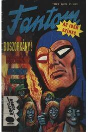 Fantom 21. 1992/2. április - Régikönyvek