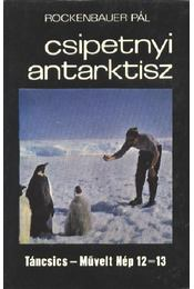 Csipetnyi Antarktisz - Régikönyvek