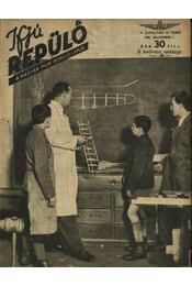 Ifjú Repülő 1942. december 1. - Régikönyvek